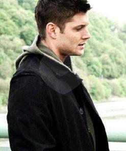 Jensen Ackles My Bloody Valentine Coat