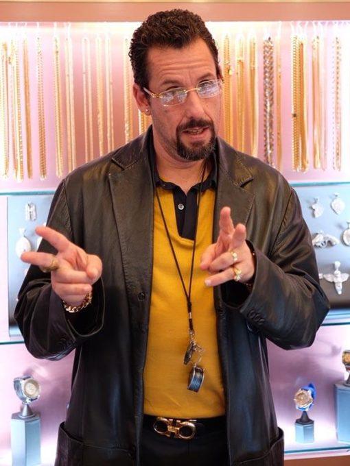 Howard Ratner Uncut Gems Blazer Jacket