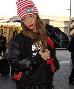 Valentine Day Rihanna Heart Jacket