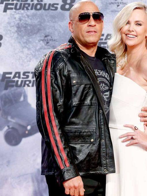 Fast and Furious 9 Premiere Vin Diesel Jacket