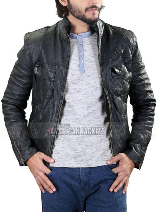 Tv Series The Originals Joseph Morgan Black Leather Jacket
