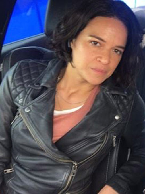 Letty Ortiz Fast and Furious 9 Jacket