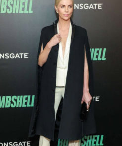 Charlize Theron Bombshell Screening Cape