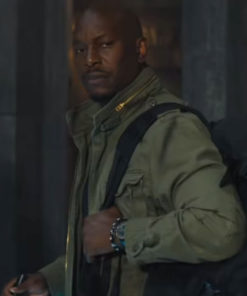 Fast & Furious 9 Tyrese Gibson Cotton Jacket