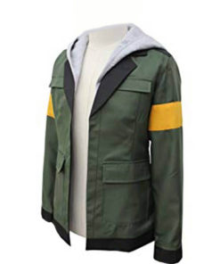 Voltron Takashi Shiro Shirogane Jacket