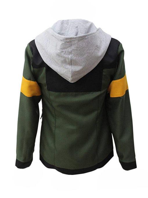 Takashi Shiro Voltron Jacket