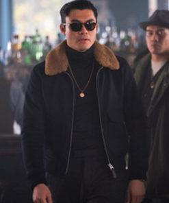 The Gentlemen Henry Golding Jacket