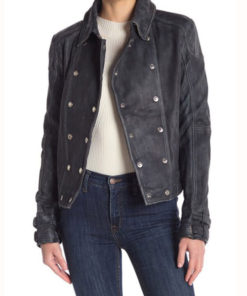 Arrow S07 Dinah Drake Leather Jacket