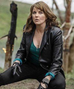 Ruby Knowby Tv Series Ash vs Evil Dead Blazer Jacket