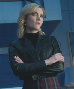The Gifted Skyler Samuels Cropped Jacket