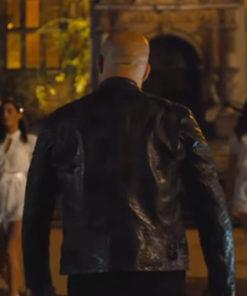 Vin Diesel F9 Leather Jacket