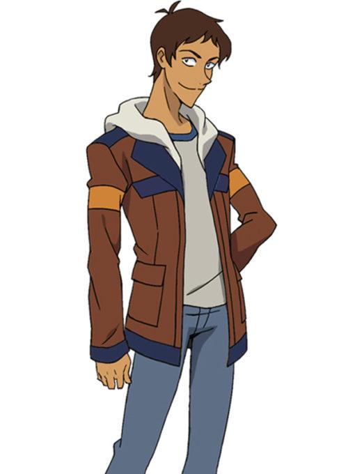 Lance Legendary Voltron Jacket for Mens