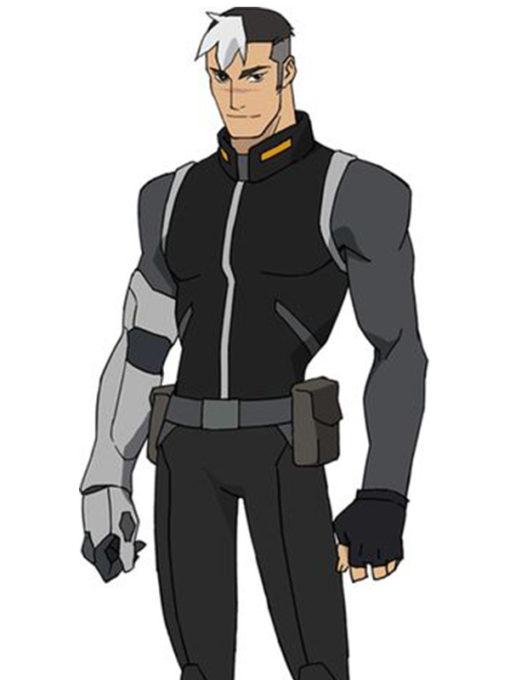 Voltron Takashi Shirogane Vest