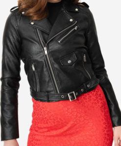 Women Brando Jacket