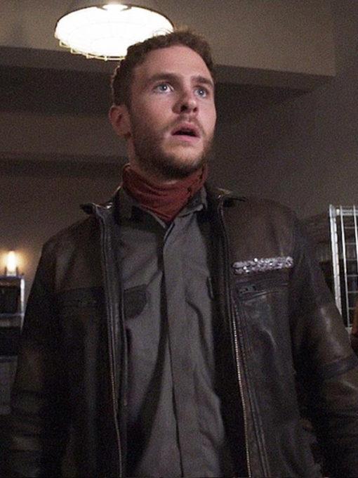 Iain De Caestecker Agents Of Shield Jacket