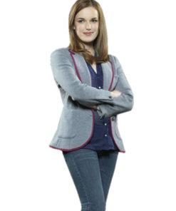 Jemma Simmons Agents of S.H.I.E.L.D Coat