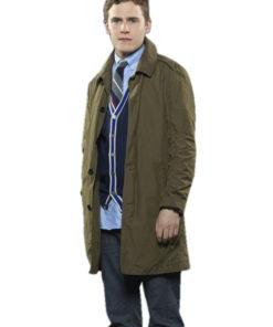 Iain De Caestecker Agents of S.H.I.E.L.D Coat
