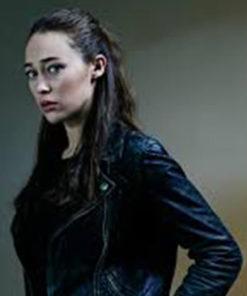 Alycia Debnam-Carey Fear The Walkind Dead Leather Jacket for Womens