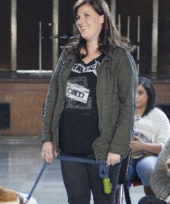 Allison Tolman Downward Dog Series Jacket