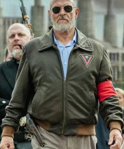 rican Gods Corbin Bernsen Leather Jacket