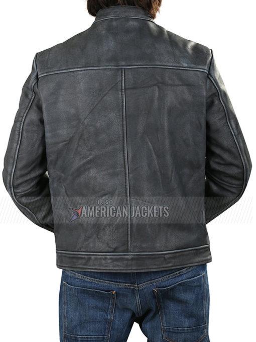 Arsehole Guy Black Jacket