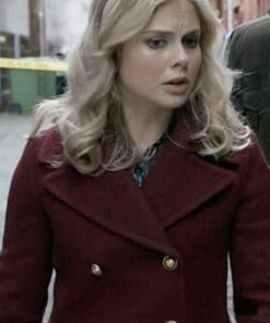 Tv Series iZombie Olivia Moore Double Breasted Jacket