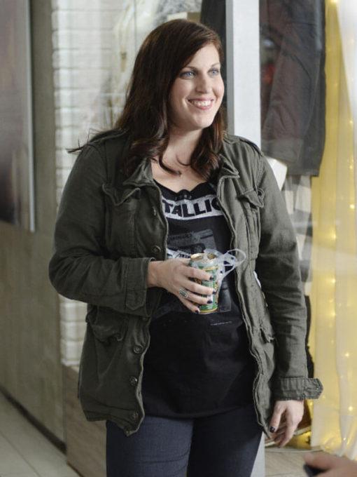Allison Tolman Downward Dog Series Jacket for Womens
