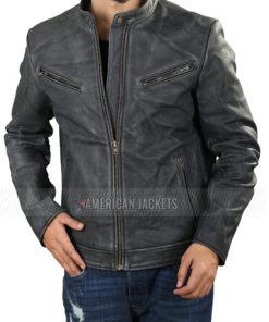 Fleabag Arsehole Guy Leather Jacket