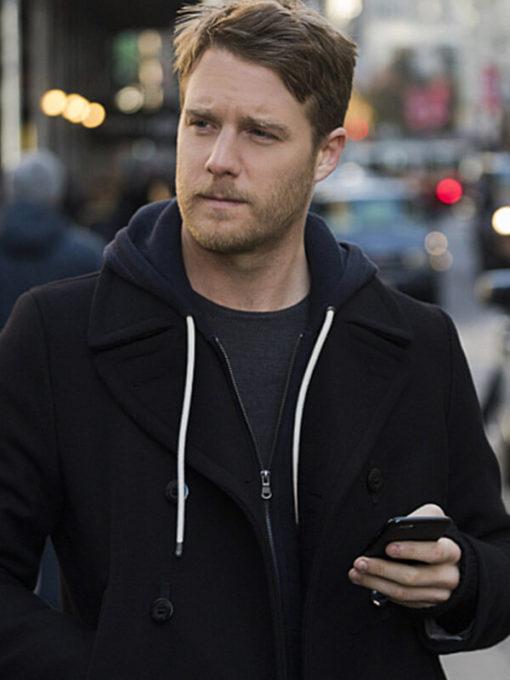 Limitless Brian Finch Wool Jacket