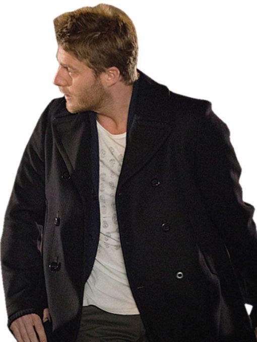 Limitless Jake McDorman Wool Jacket