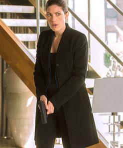 Limitless Rebecca Harris Coat