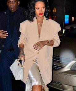 Rihanna Boxy Blazer
