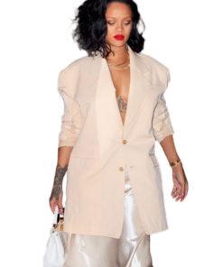Rihanna Spring Blazer