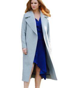 Donna Paulsen Suits Trench Coat