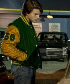 Tommy Milner Scary Stories Varsity Jacket