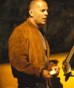 Bruce Willis Pulp Fiction Bomber Jacket