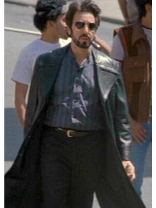 Carlitos Way Al Pacino Coat