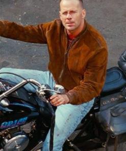 Movie Pulp Fiction Bruce Willis Jacket