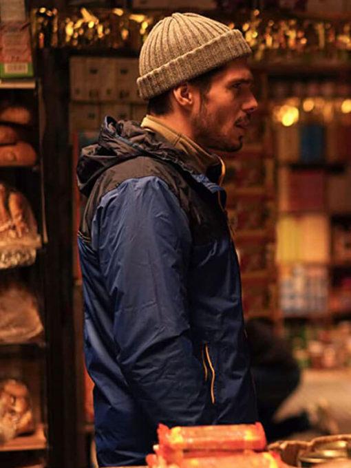 Someone Somewhere François Civil Hooded Jacket