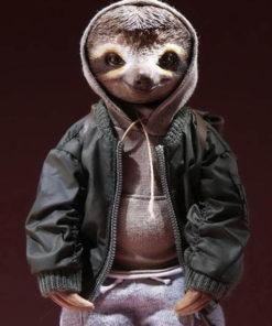 Zootopia Slothy Su Jacket