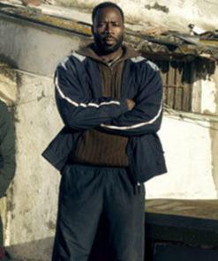 TV Series The Brave Ezekiel Carter Jacket