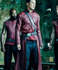 Daniel Wu Into the Badlands Red Coat
