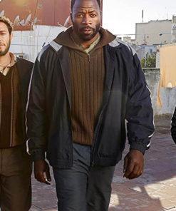 Ezekiel Carter TV Series The Brave Jacket
