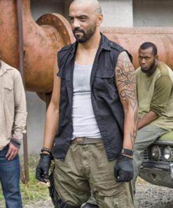 The Walking Dead Series Mike Seal Vest
