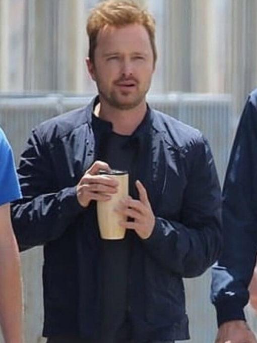 Caleb Nichols Westworld Blue Jacket
