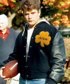 Rudy Irish Varsity Jacket