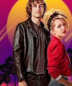 Valley Girl Josh Whitehouse Leather Jacket
