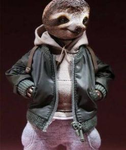 Slothy Su Zootopia Jacket