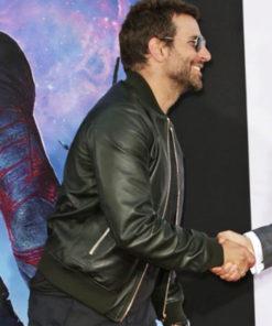 Bradley Cooper Varsity Bomber Jacket