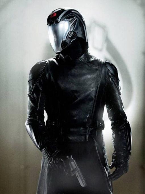 G.I. Joe Retaliation Luke Bracey Black Coat